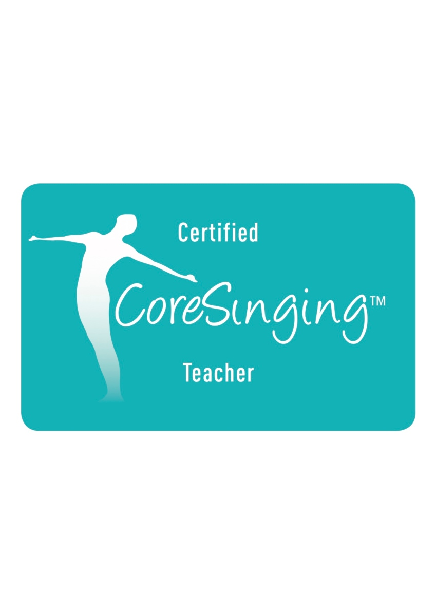 Kate Thomson Certified Core Singing Teacher