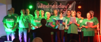 Wednesday's Voice Shropshire Community Choir Charity