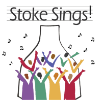 stoke sings colour logo